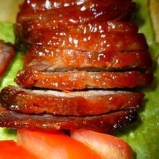 叉烧牛肉的做法