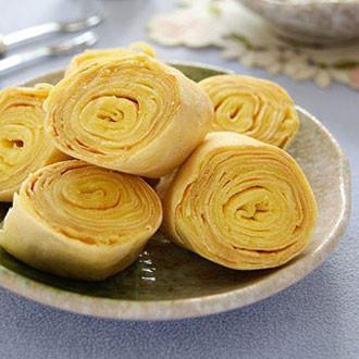 韩式花式蛋糕图片