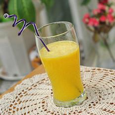 菠萝梨汁的做法
