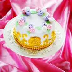 宫廷范儿蛋糕