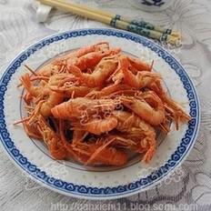 酥炸河虾的做法