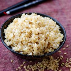 活性糙米饭的做法