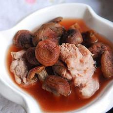 野生红茹汤
