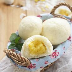 甜点奶黄包的做法