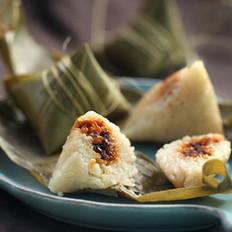 雙棗蜜粽的做法