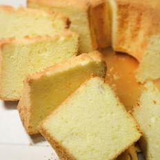 橙子戚风蛋糕的做法