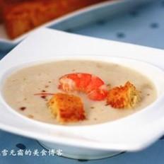 奶油蘑菇湯