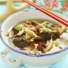 红烧猪肉蘑菇汤的做法