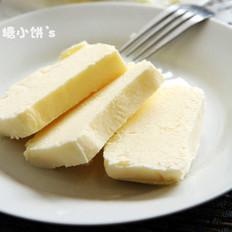 奶油冰砖的做法