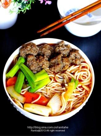 牛肉丸米粉汤的做法