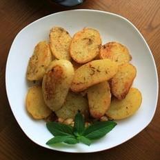 香蒜孜然小土豆