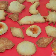 造型餅干的做法
