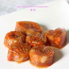 桂圆枸杞果冻的做法