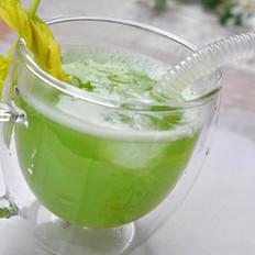 西芹蜂蜜汁