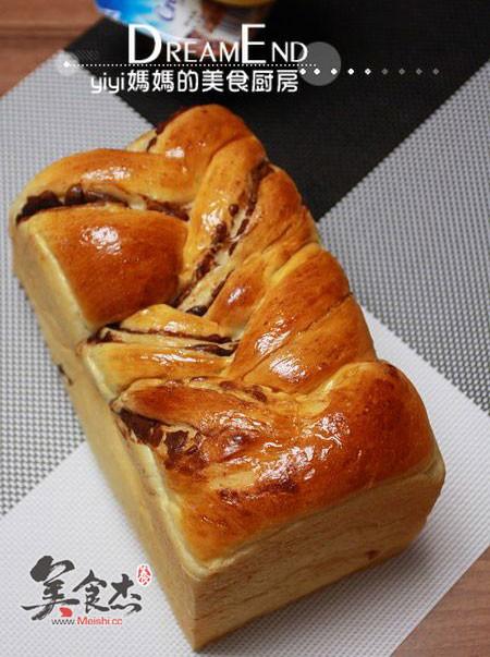 中種紅豆沙辮子吐司Du.jpg