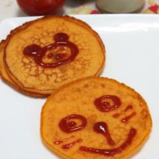 番茄蛋饼的做法