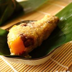 藜麦红豆南瓜粽子的做法