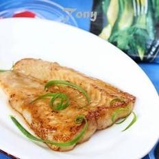 香嫩烤鱼的做法
