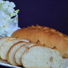 酸奶核桃面包的做法