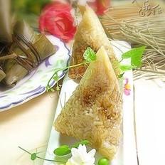 黑椒柠檬香草肉粽的做法