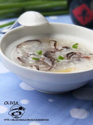 砂锅海参粥的做法