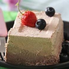 巧克力冰砖的做法