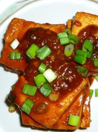 韩泰酱烧豆腐的做法