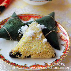 大黄米粽的做法
