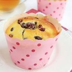 蜜豆玛芬小蛋糕的做法