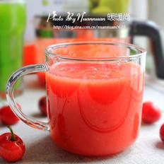 番茄櫻桃汁的做法