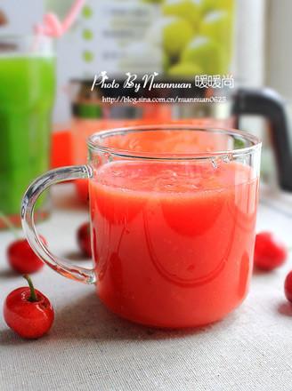 番茄樱桃汁的做法