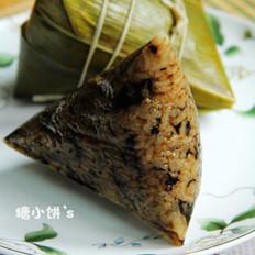梅干菜肉粽的做法