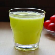 芹菜苹果汁的做法