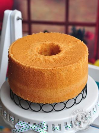 牛奶戚风蛋糕