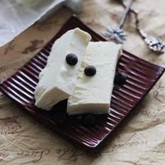 香草奶油冰砖的做法