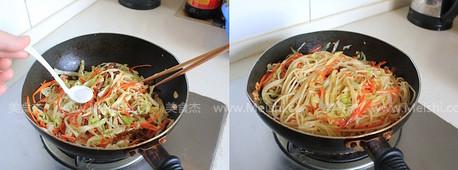 中式蔬菜肉丝炒意面Hp.jpg