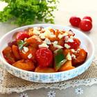 西红柿烧茄子