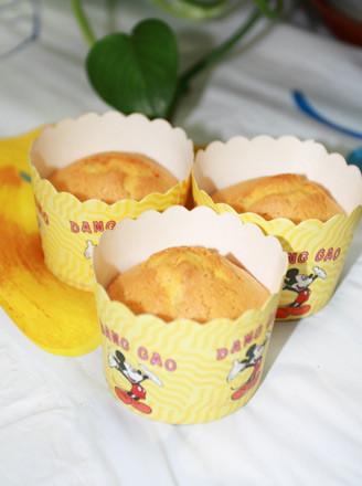 小纸杯海棉蛋糕的做法