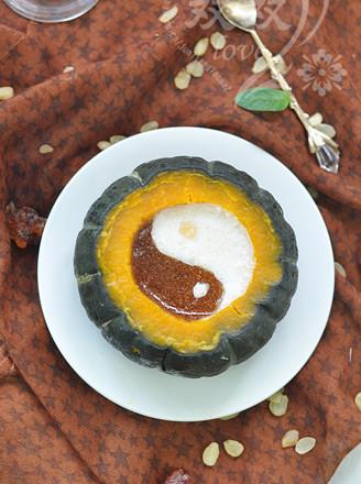 桃胶皂角米果冻的做法