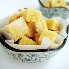奶香馒头脆块的做法