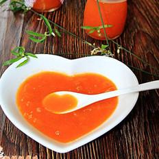 杏子果酱的做法