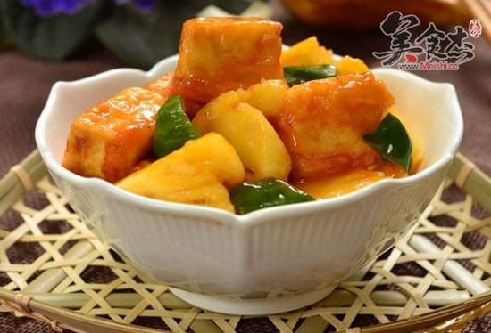 菠萝咕噜豆腐qR.jpg
