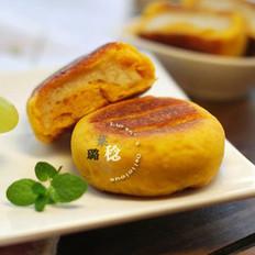 酒酿糯米馅南瓜饼的做法