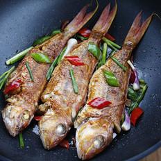 红烧红衫鱼的做法
