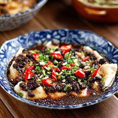 豆豉蒸龍利魚的做法