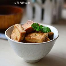 卤汁豆腐的做法