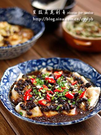 豆豉蒸龙利鱼的做法