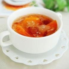 桃胶银耳炖木瓜的做法