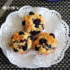 藍莓麥芬的做法