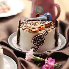 栗子奶油蛋糕的做法